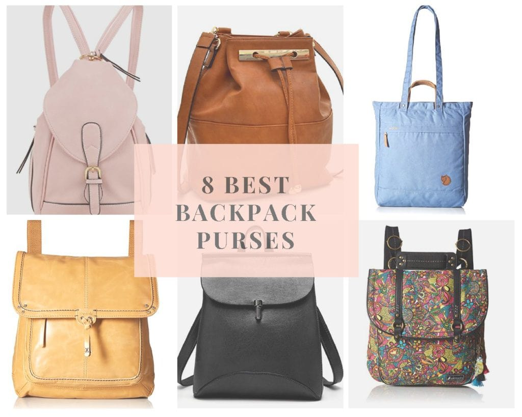 Our 8 Favorite Convertible Backpack Purses