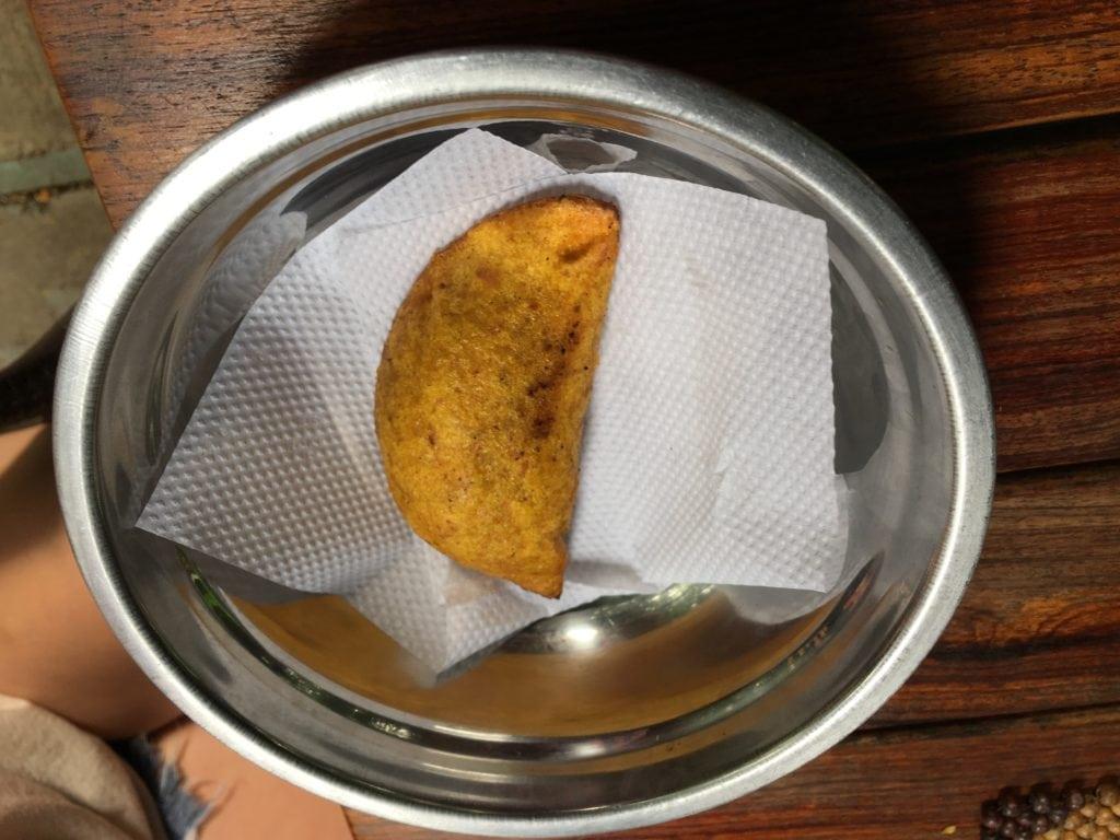 el reverbero empanadas