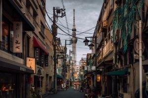 best tokyo neighborhoods